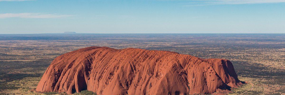 Auf dem Explorers Way von Darwin über Alice Springs (Uluru) bis Adelaide