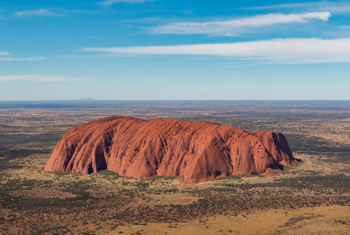 Uluru Australien Highlight