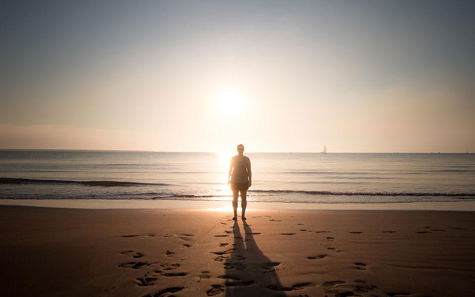 Darwin Mindil Beach Sonnenuntergang