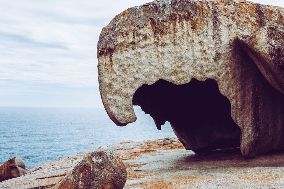 Markante Felsen Remarkable Rocks Kangaroo Island