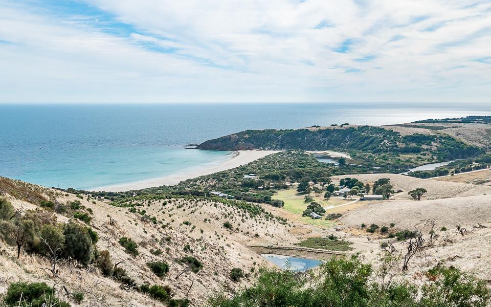 Snelling Beach Lookout, Kangaroo Islan