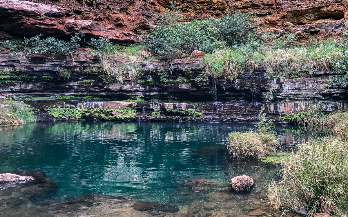 Dales Gorge, Circular Pool | Karijini Nationalpark