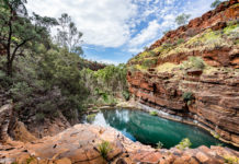 Fortescue Falls - Dales Gorge | Karijini Nationalpark
