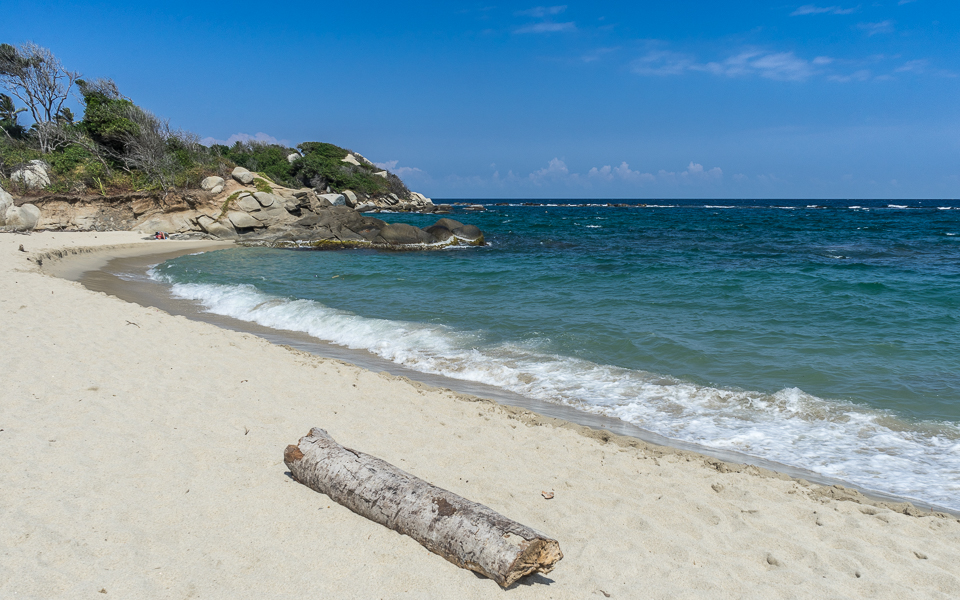 Tayrona Nationalpark | La Piscina Strand