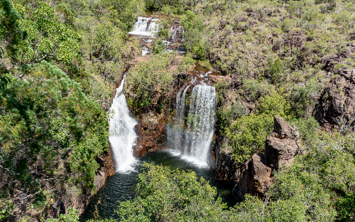 Florence Falls Litchfield National Park | Northern Territory