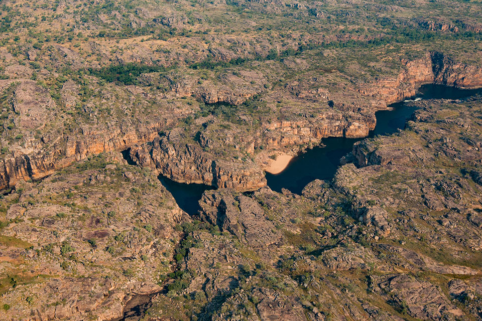 Nitmiluk Nationalpark Scenic Flight Katherine Gorge