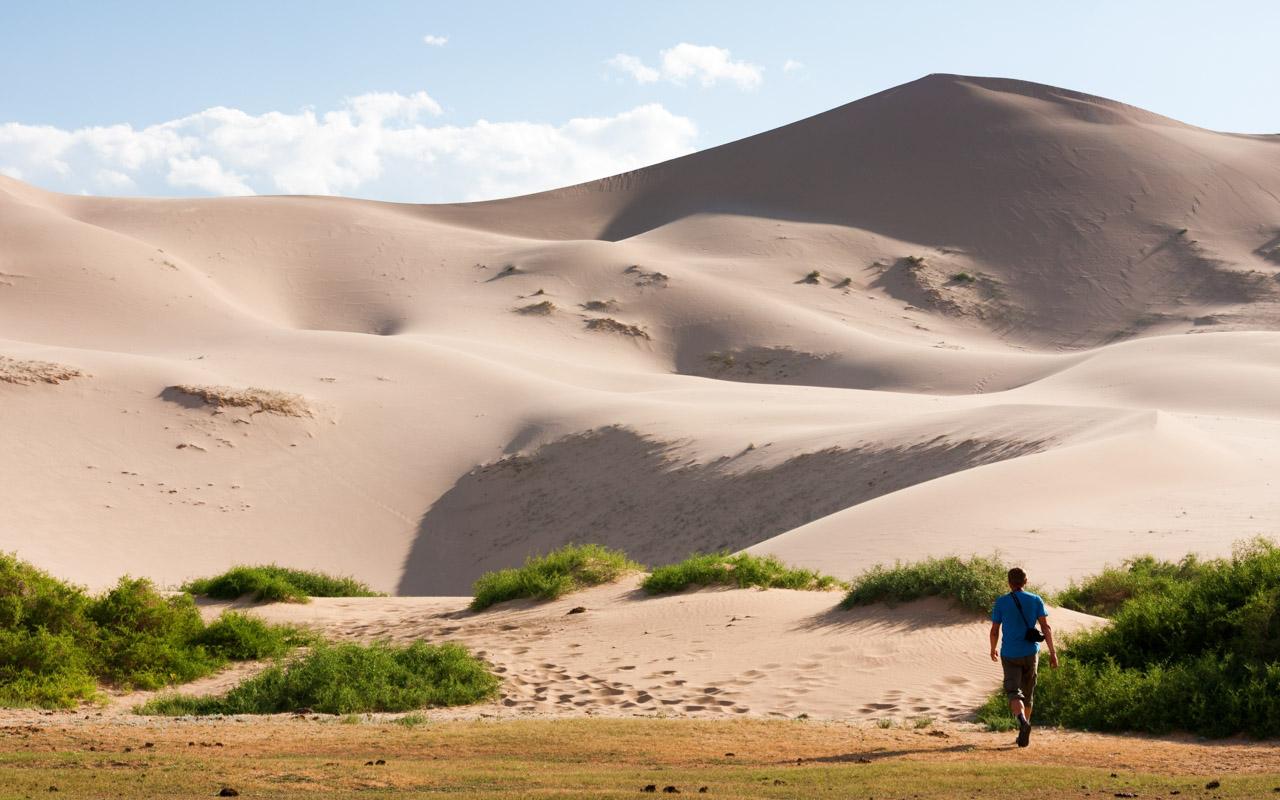Reisetipps Urlaub im Juni in der Mongolei