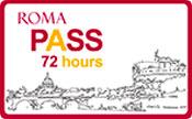 Roma Pass 72 h