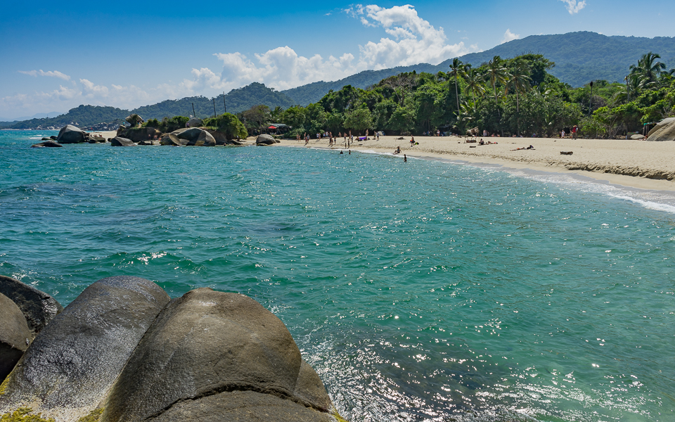 La Piscina | Tayrona Nationalpark