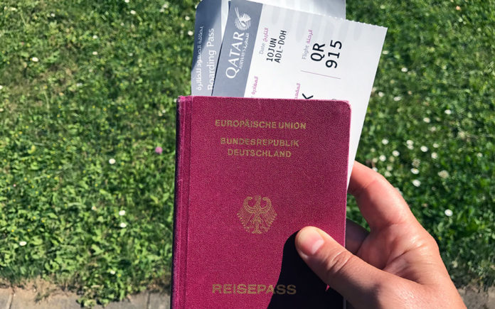 Visum Australien online beantragen