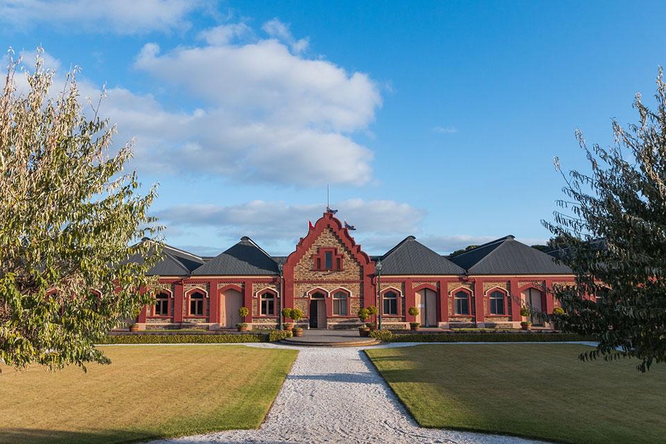 Chateau Tanunda Barossa Valley Südaustralien