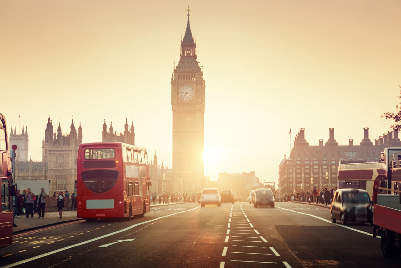 Urlaub im Juli in London