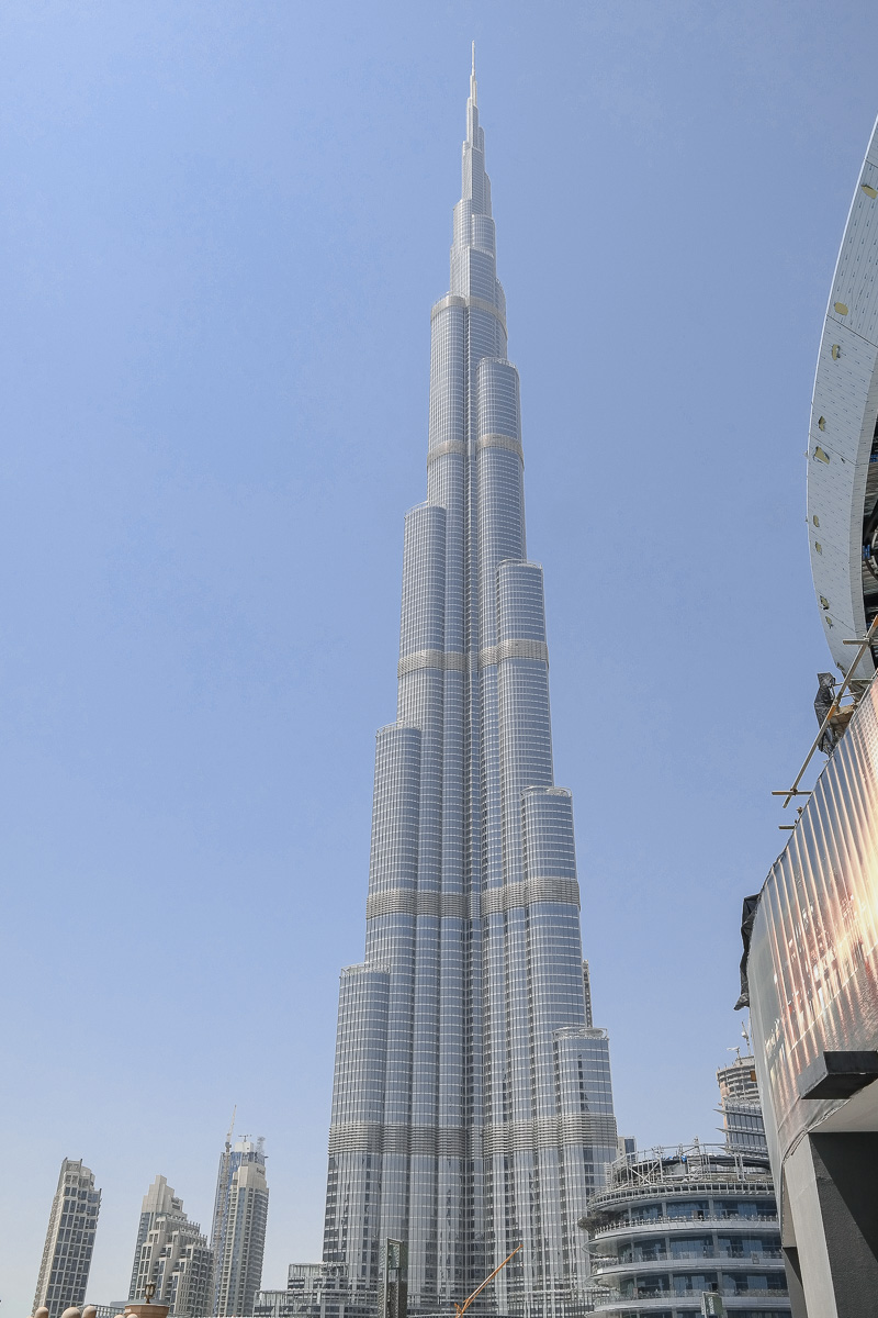 Burj Khalifa Dubai Tipps