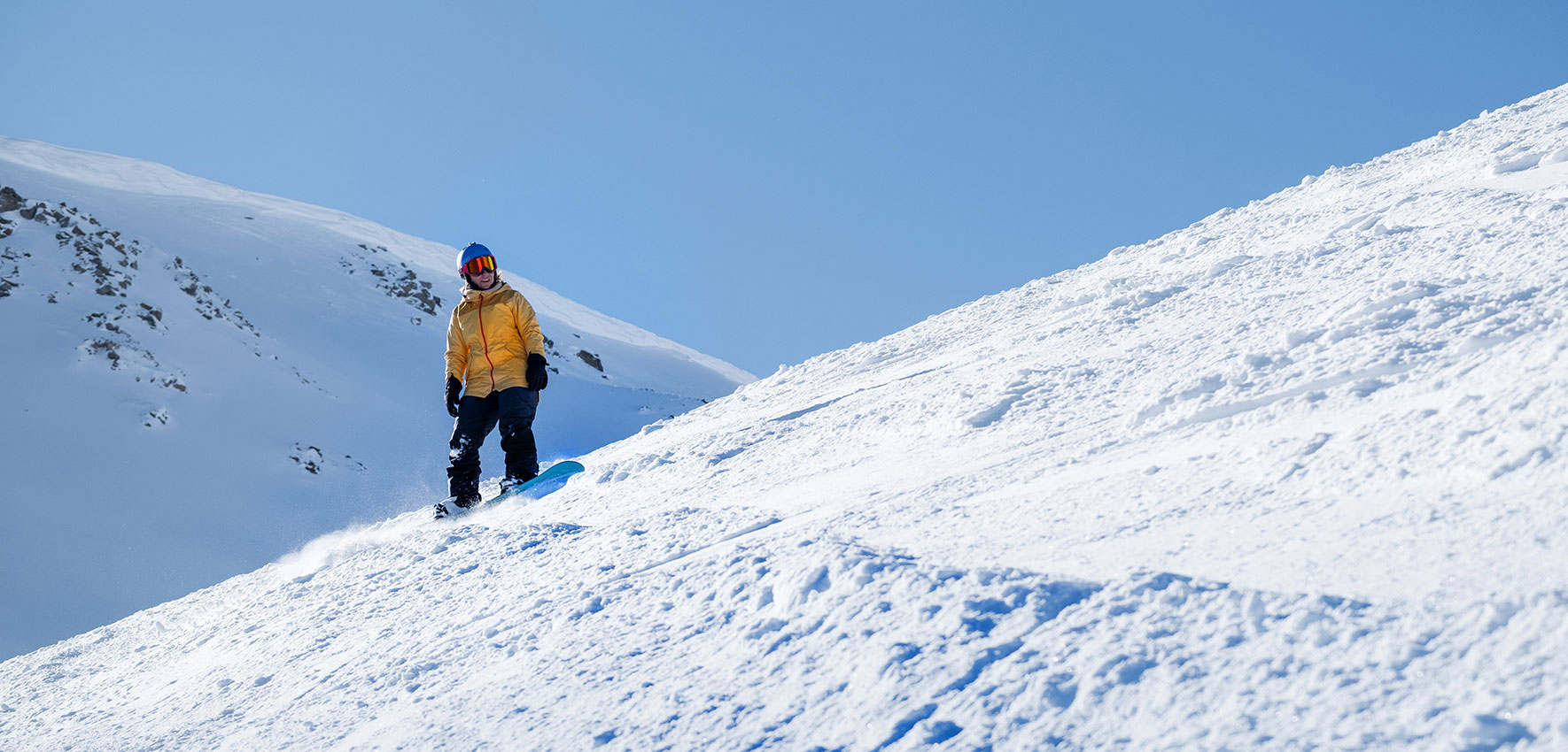 Skifahren in den Rocky Mountains (Kanada) 4
