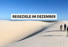 Reiseziele im Dezember Südafrika Westcoast