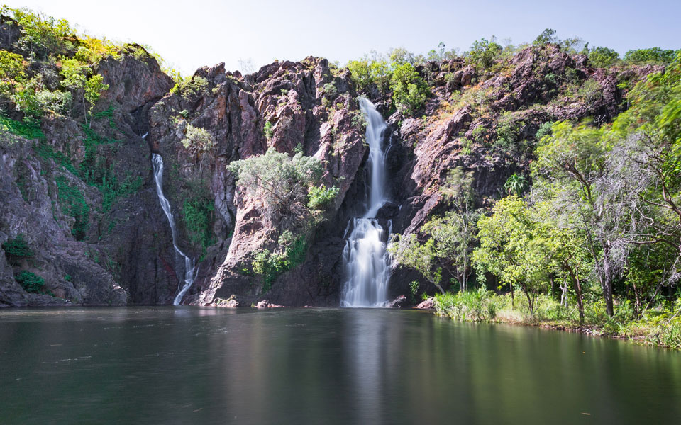 Wangi Falls Litchfield Nationalpark