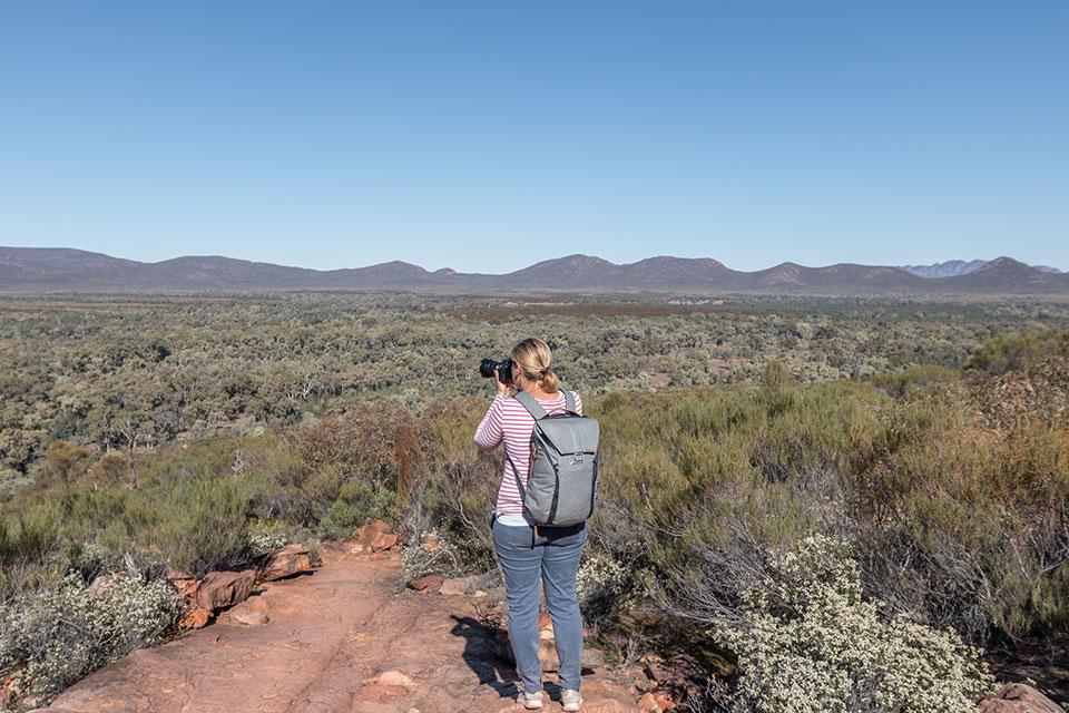 WIlpena Pound Wangarra Lookout Flinders Ranges