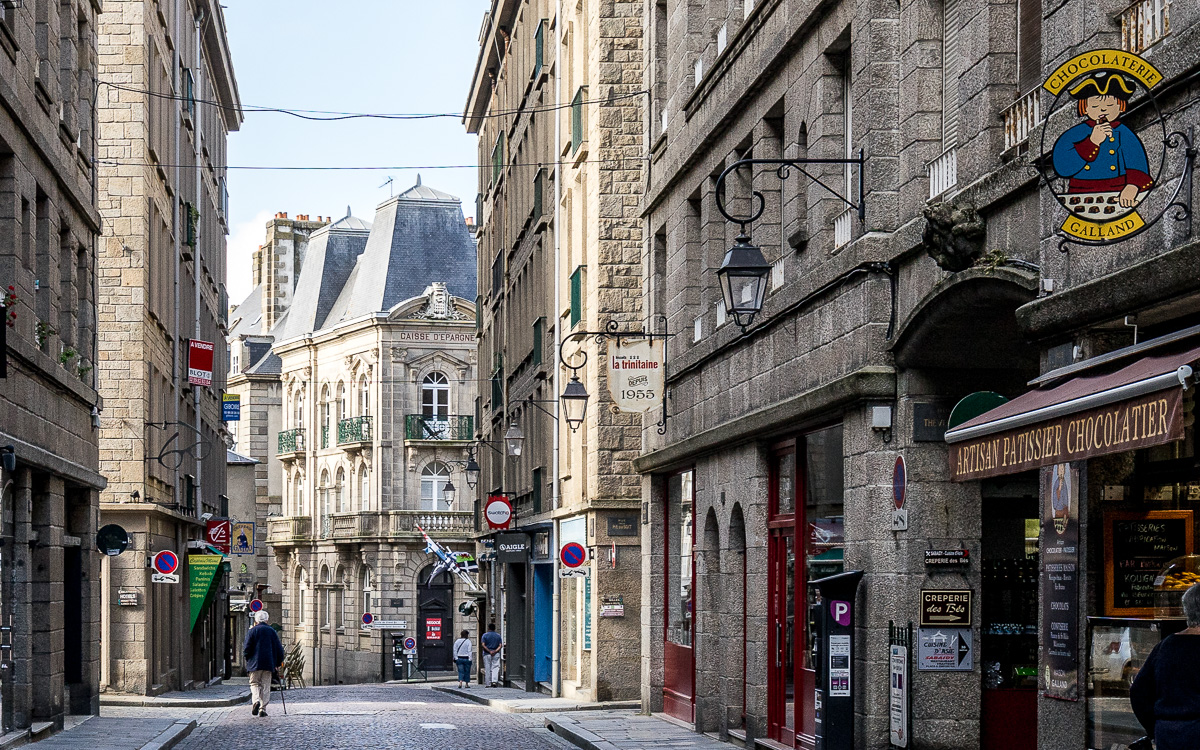 Altstadt, Saint-Malo Bretagne
