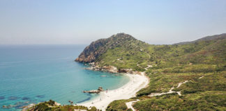 Capo Ferrato Buchten Sardinien