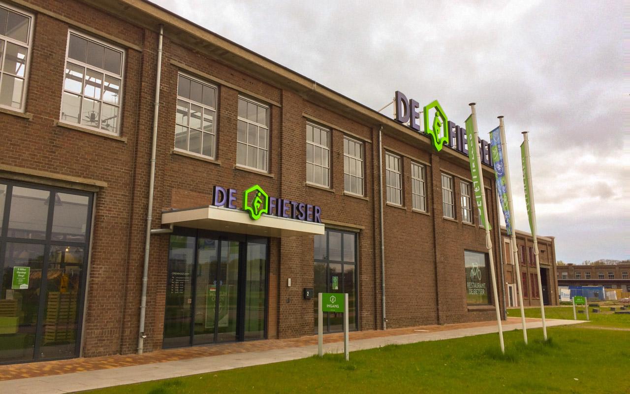 Radtour Holland: De Fietser Fahrradladen