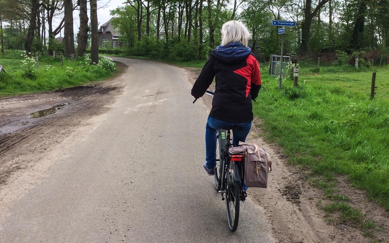 Holland Radtour: Radfahren