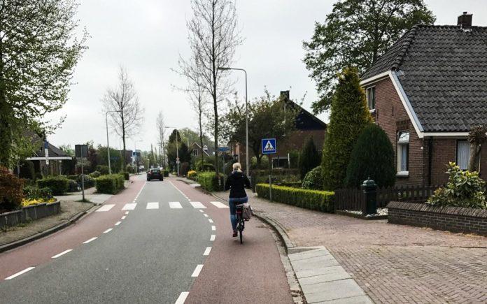 Holland Lekkerradeln Radwege