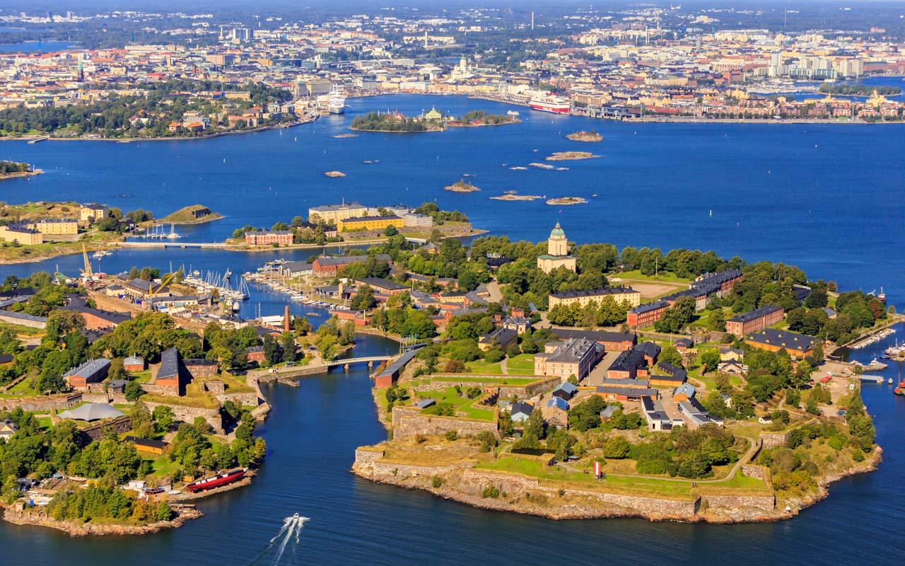Reisetipps Urlaub im August in Helsinki, Finnland