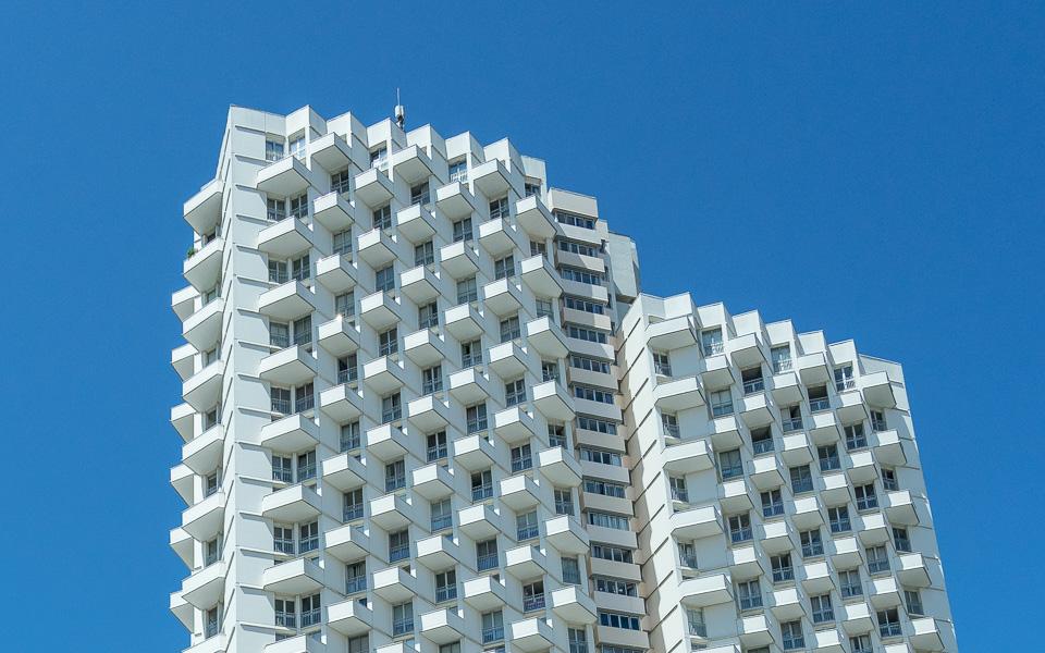 Architektur Rennes, Bretagne
