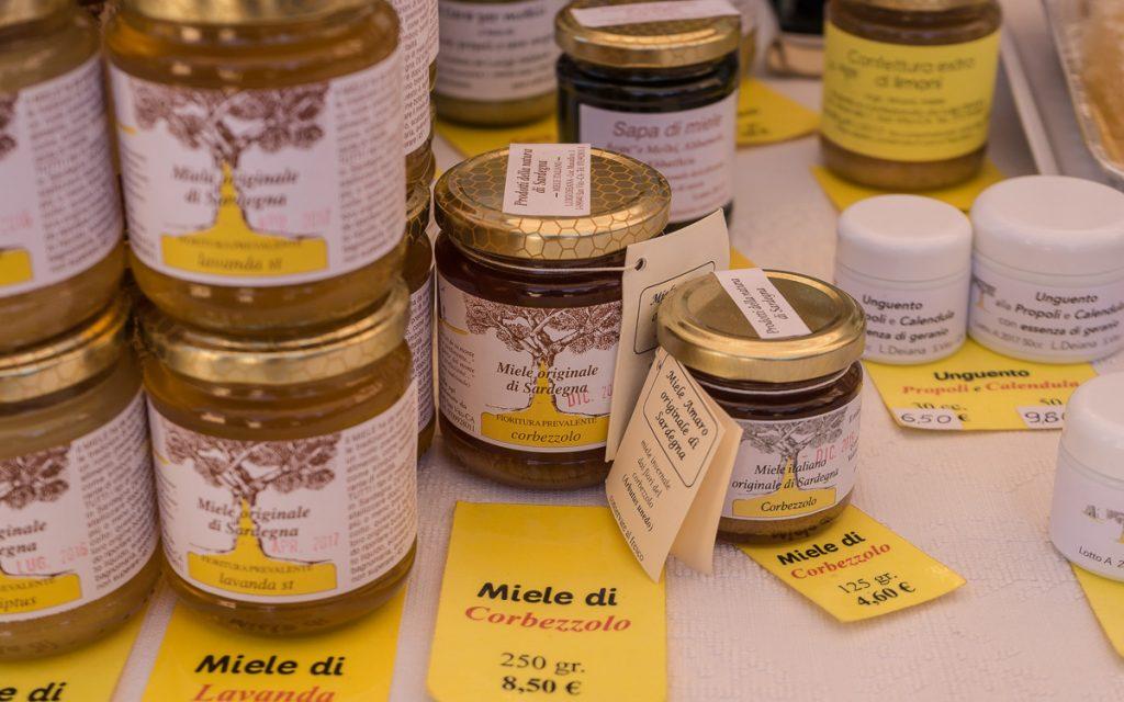 Miele di Corbezzolo Sardinien Spezialität