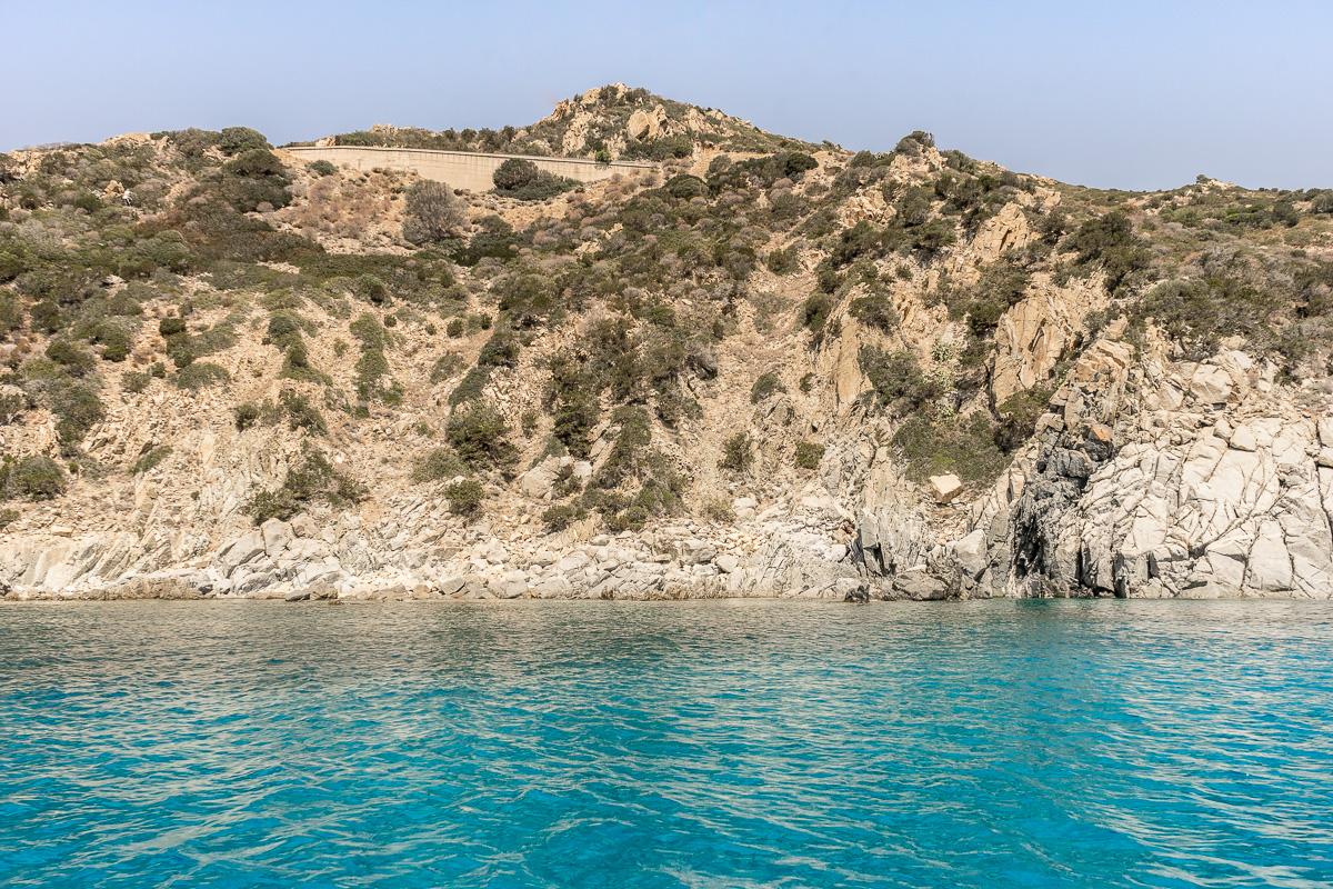Sardinien Tipps Motorboot mieten
