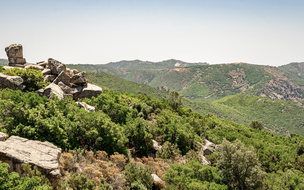 Sardinien Wandern Sette Fratelli