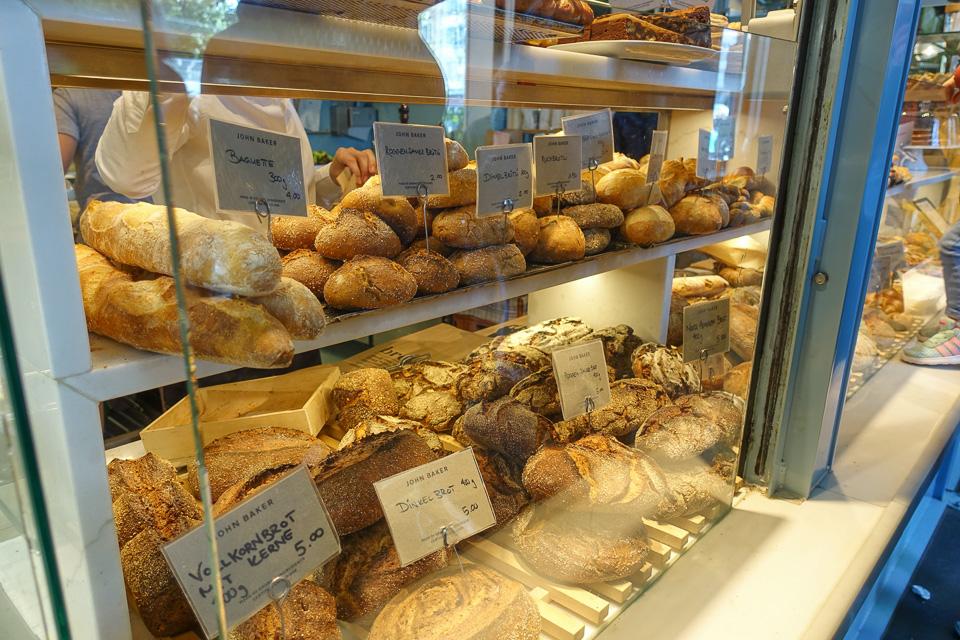 Bäckerei Zürich John Baker