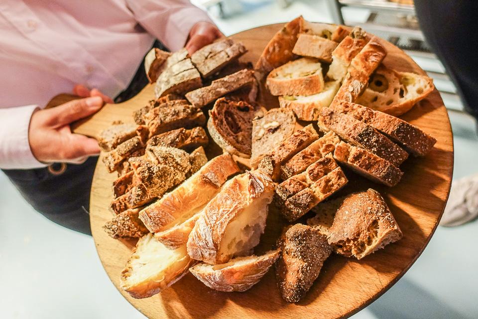 Bäckerei Zürich Olivenbrot