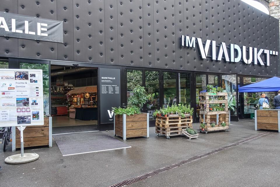 Markthalle Viadukt Zürich