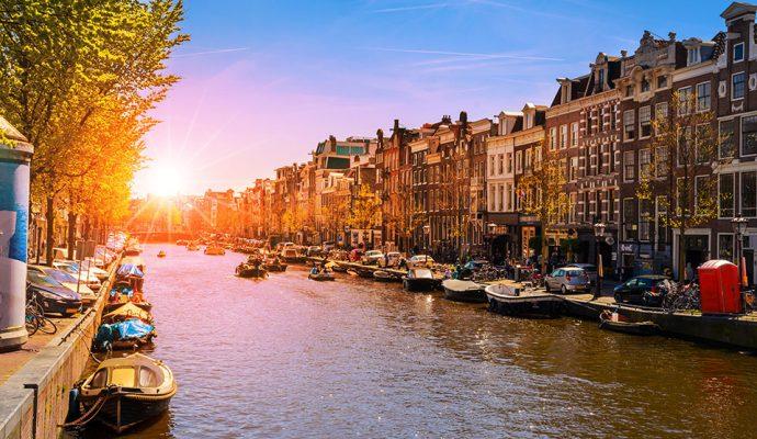 Holland beste Reisezeit