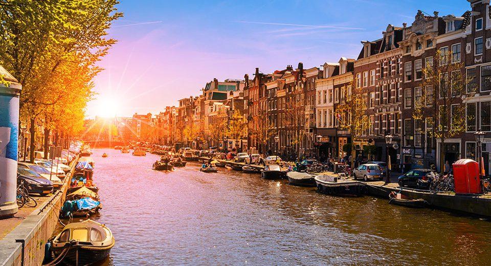 Klima und die beste Reisezeit für Holland/Niederlande