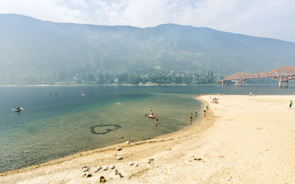 nelson-kootenay lake-lakeside-park