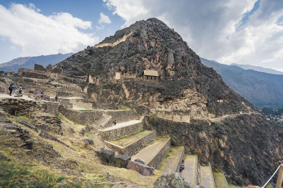 peru-reisebericht-ollantaytambo-ruinen