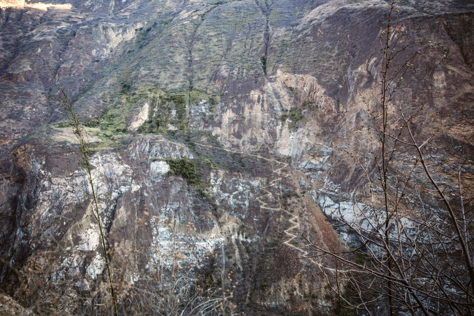 choquequirao-trek-tag1-rueckblick