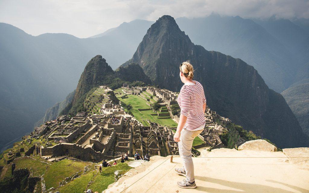 Das Highlight Perus ist natürlich Machu Picchu