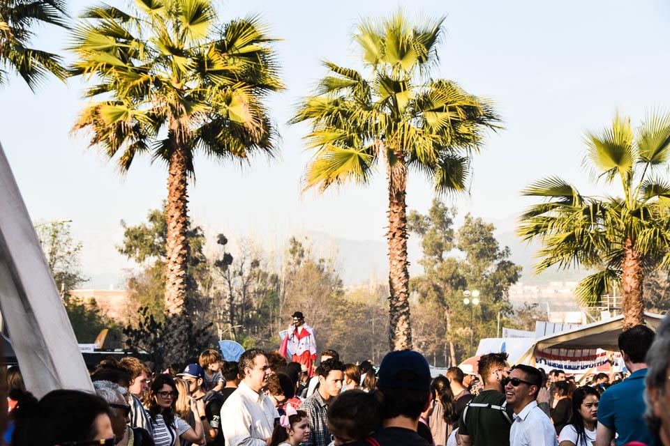 Fiestas Patrias - Chiles Fest zur Unabhängigkeit 6
