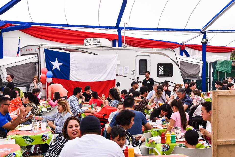 Fiestas Patrias - Chiles Fest zur Unabhängigkeit 9