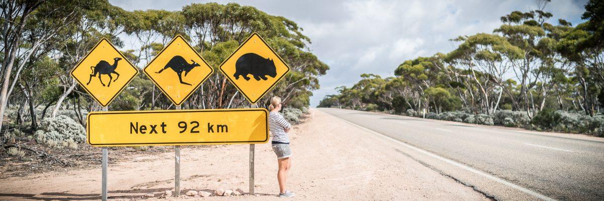 Tipps zum Autofahren in Australien