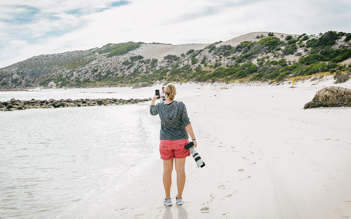 Beruf Reiseblogger fotografieren