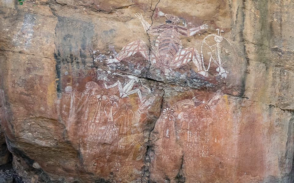 Nourlangie - Angbangbang Gallery Kakadu Nationalpark