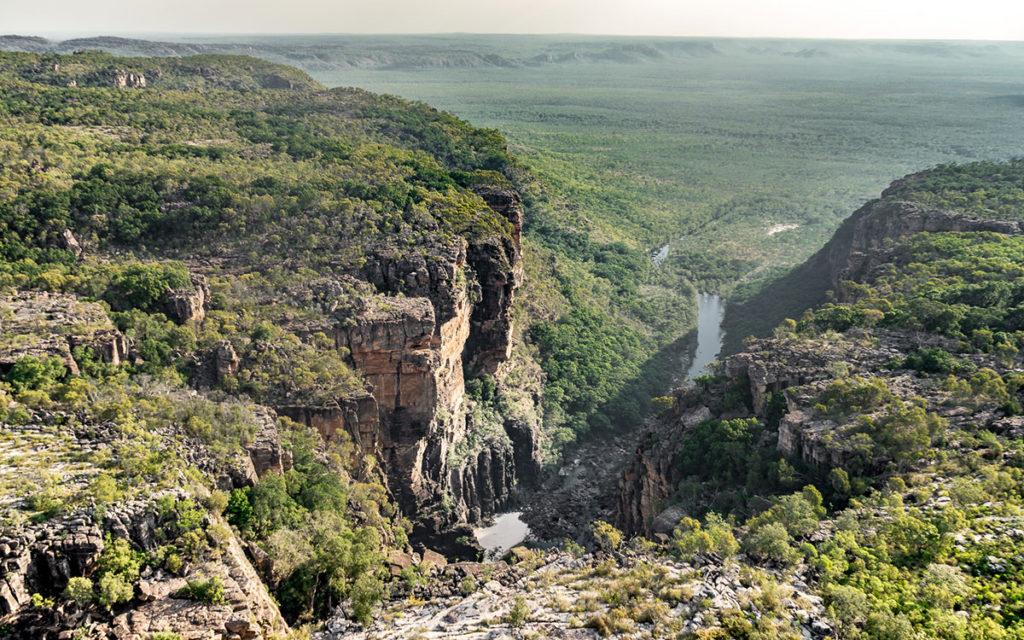 Jim Jim Falls Kakadu National Park Australien