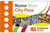 Rome City Pass von Turbopass