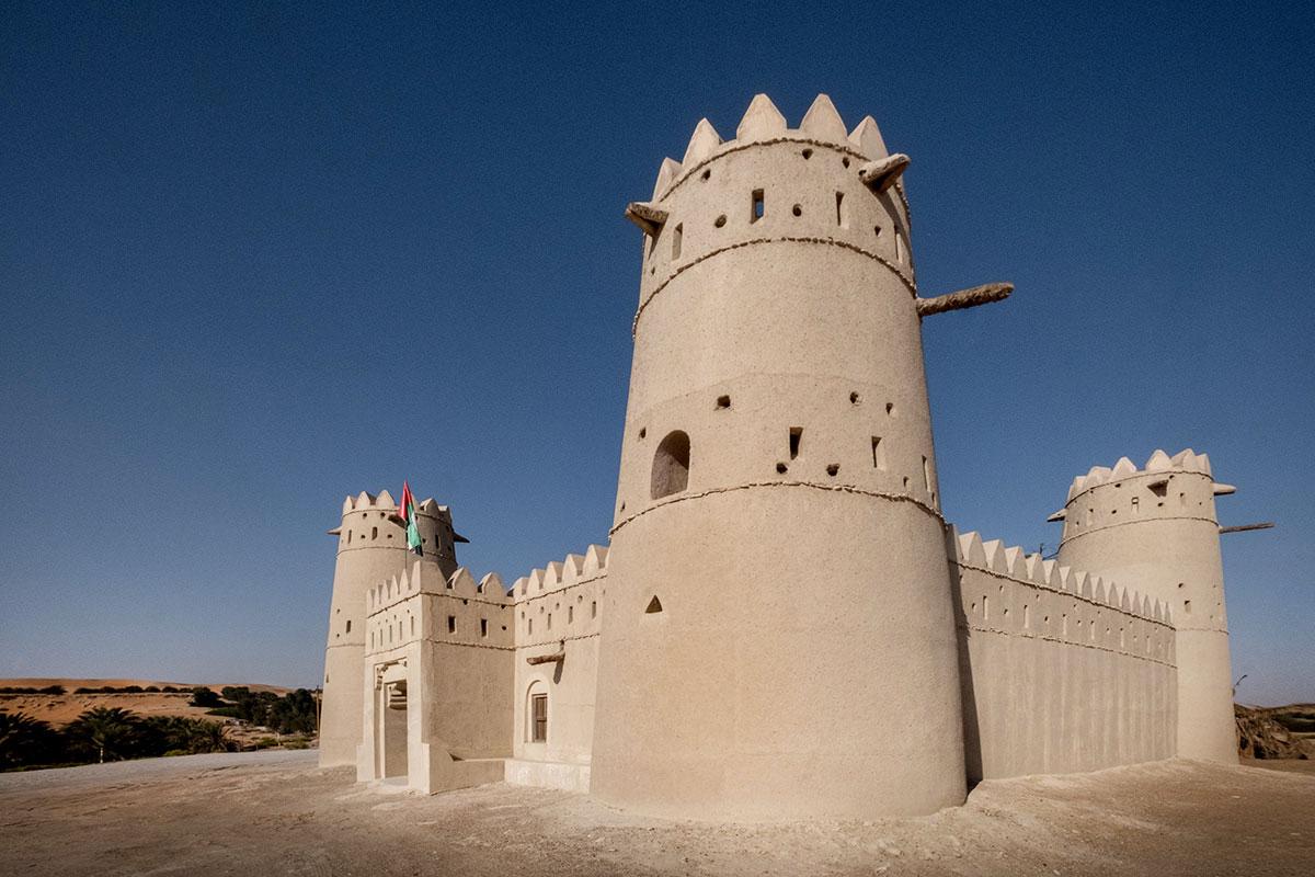 Altes Fort, Abu Dhabi bei Liwa | @ Jens Burger Fotografie