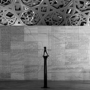 Kunst im Louvre Abu Dhabi