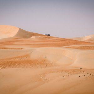 Rub al Khali Wüste Abu Dhabi